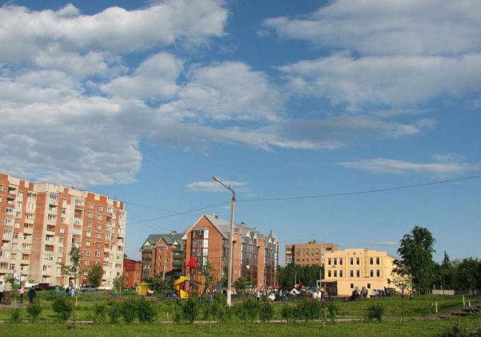 How to get to the Zheleznogorsk