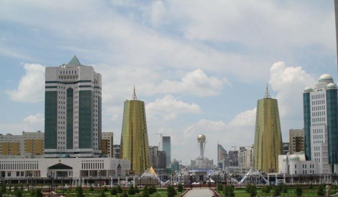 Как добраться до Казахстана