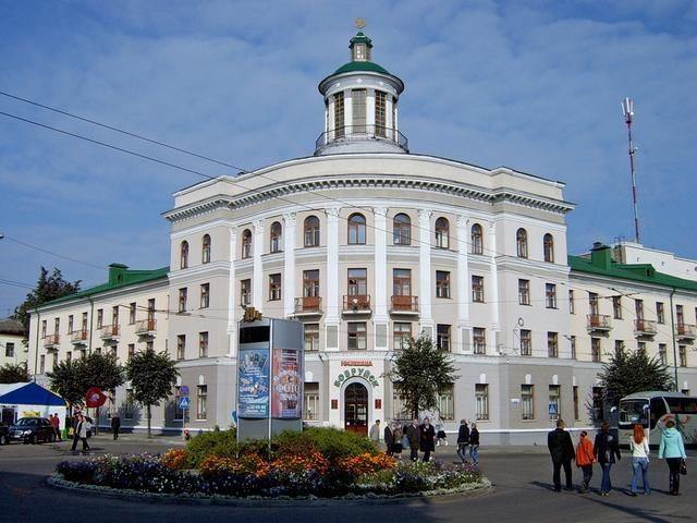 Как добраться до Бобруйска