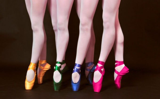 How to stand on Pointe