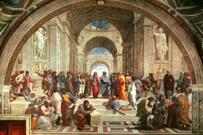 Как возникла этика