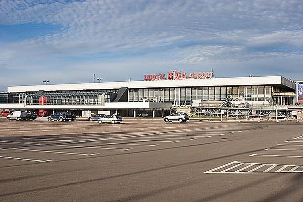 Как добраться из аэропорта Риги