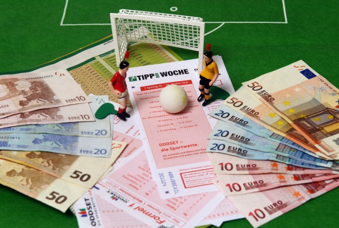 How to bet at the bookmaker