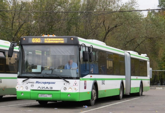 Автобус №690