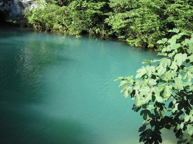 Как добраться до Голубого озера