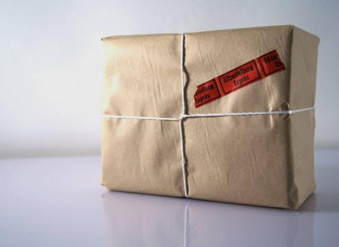 Как забрать посылку с почты
