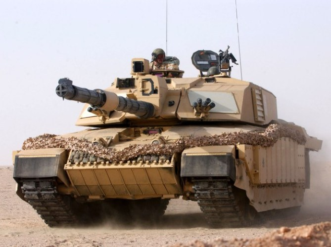 Как ездить на танке