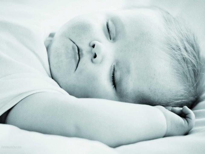 Как дышат новорожденные