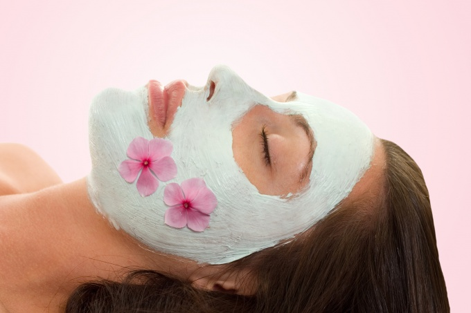 Кефирная маска для лица