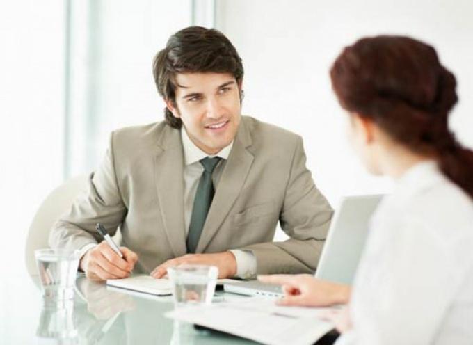 Как вести себя на интервью