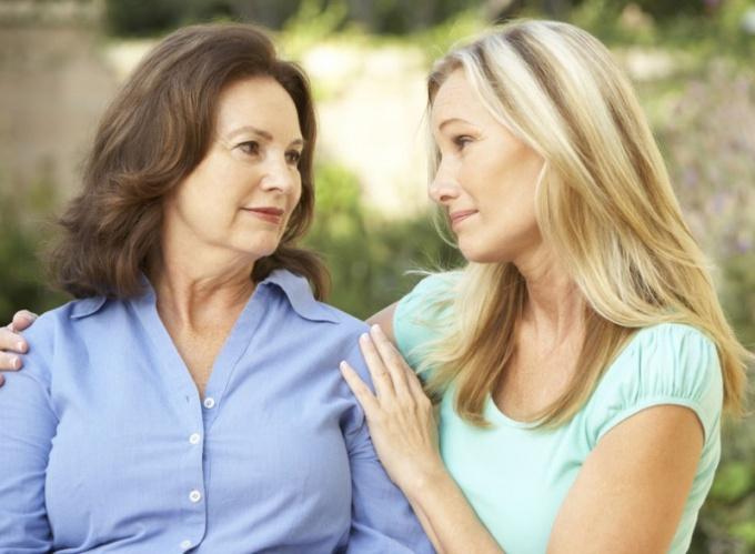 Как вести себя с мамой