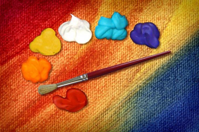 Научиться работать красками можно в любом возрасте