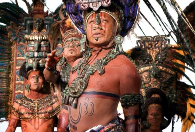 Как выглядели майя