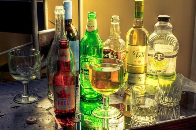Как выводится алкоголь