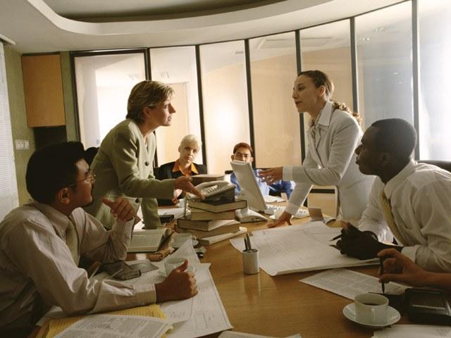 Умение говорить перед аудиторией поможет в работе