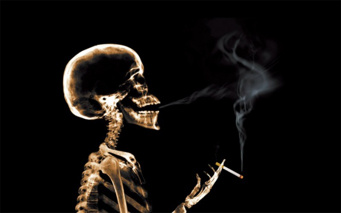 Как действуют сигареты в 2018 году