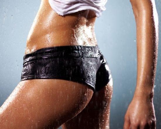 Как похудеть без растяжек
