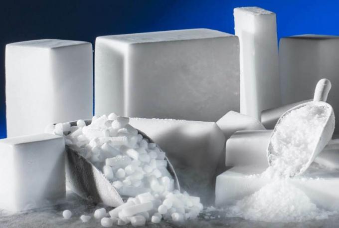 Как в домашних условиях сделать сухой лед