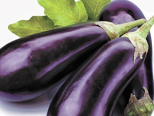 How to soak eggplant