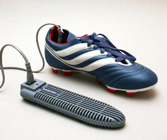 Как высушить кроссовки