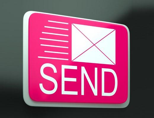 Как в письме прикрепить файлы