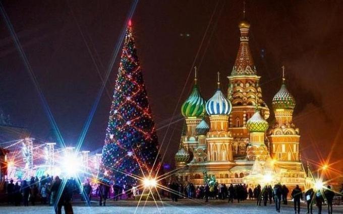 Как в России появился Новый год