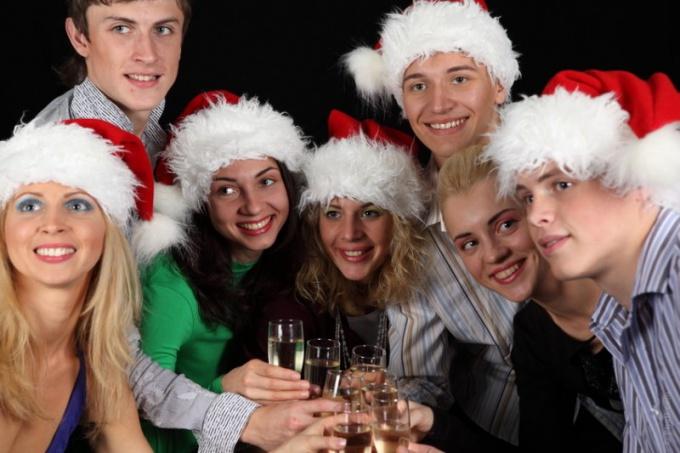 Как, в чем и где встречать Новый год