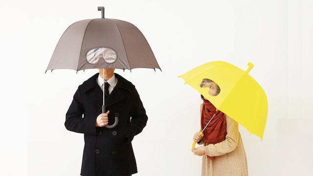 Как выбрать модный зонт