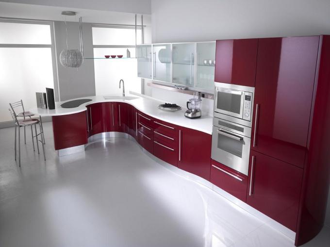 Как выбрать фасад для кухонного гарнитура