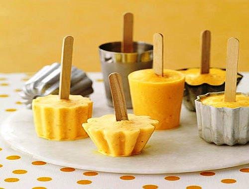 Как приготовить диетическое банановое мороженое