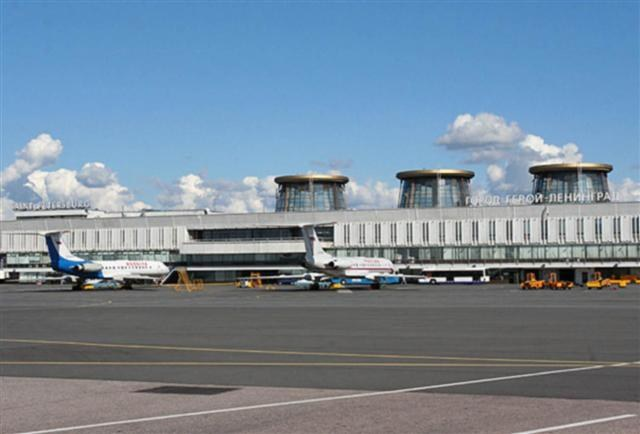 Как добраться аэропорт Пулково