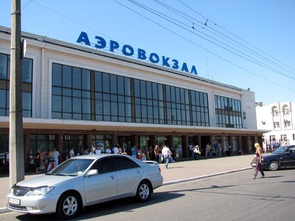 Как добраться в аэропорт Одессы