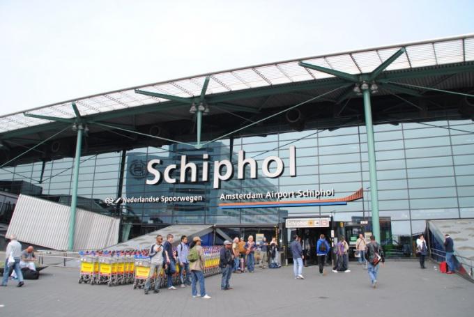 Как добраться в аэропорт Амстердама