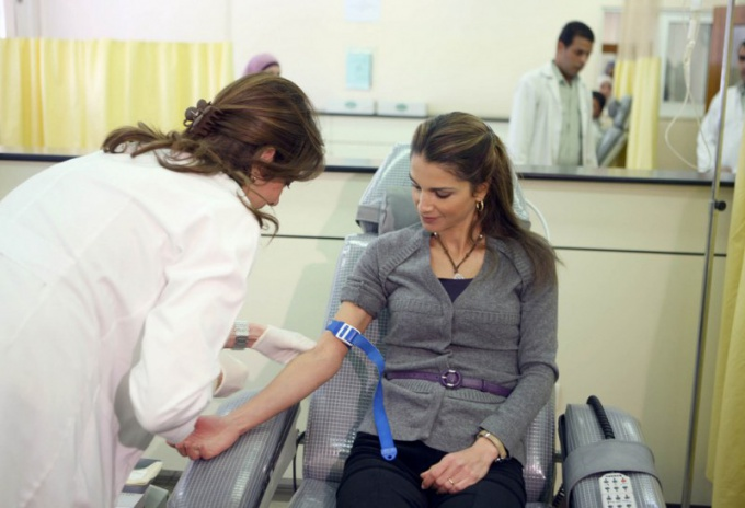 How to get tested for platelets