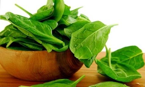 Свежая зелень входит в 10 продуктов для мозга