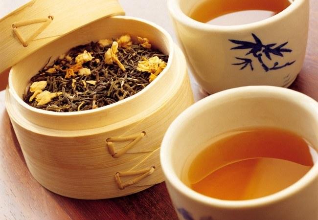 Как заварить летний и зимний чай