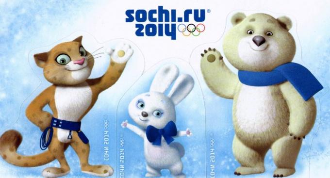 Альтернативные символы Олимпиады в Сочи
