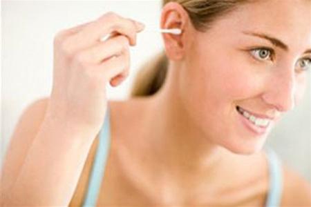 Как правильно чистить уши - четвертое правило