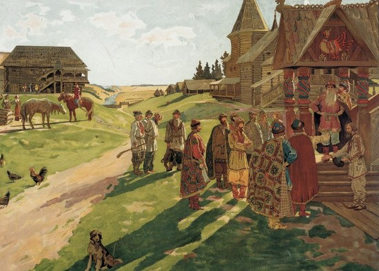 Как жили славяне в 2017 году