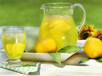 Квас из апельсинов