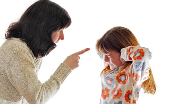 Как наказать ребенка за непослушание