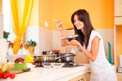 Как уменьшить боль при месячных - правильное питание