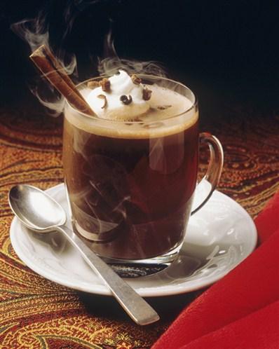 Горячий шоколад. Как быстро приготовить напиток из шоколада?