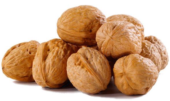 Продукты для иммунитета - орехи