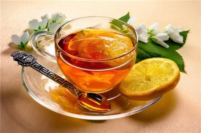 Какие продукты повышают иммунитет - чай
