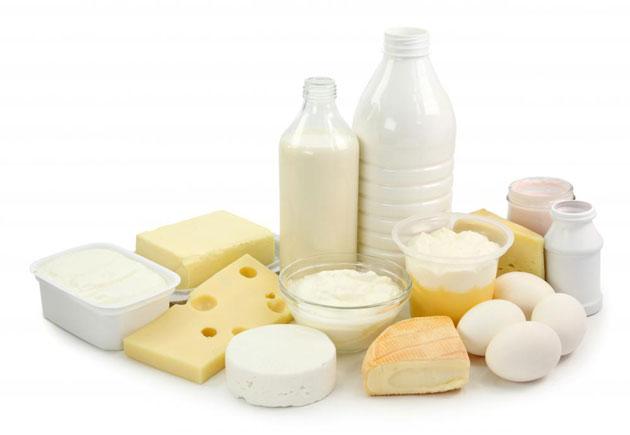 Молочные продукты помогают побороть стресс