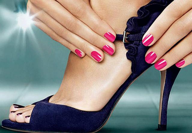 Как покрыть ногти гель-лаком самостоятельно