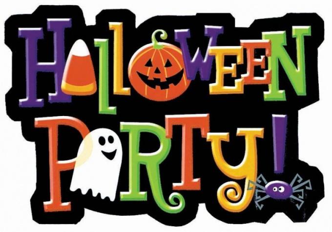 Веселые игры для вечеринки на Хэллоуин