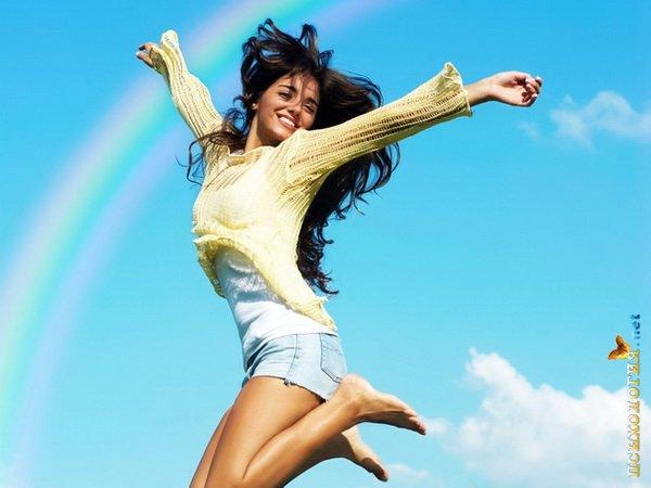Как просыпаться в хорошем настроении - любите себя