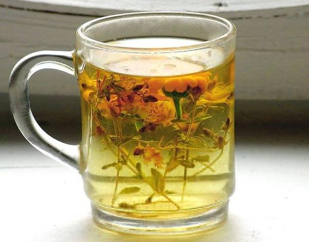 Травяные чаи для похудения - чай из кукурузных рыльцев